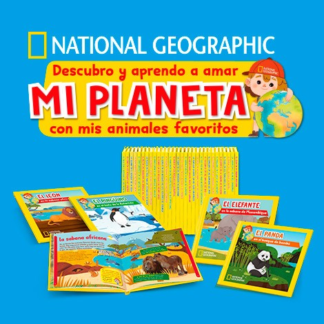 Animales National Geographic 2020