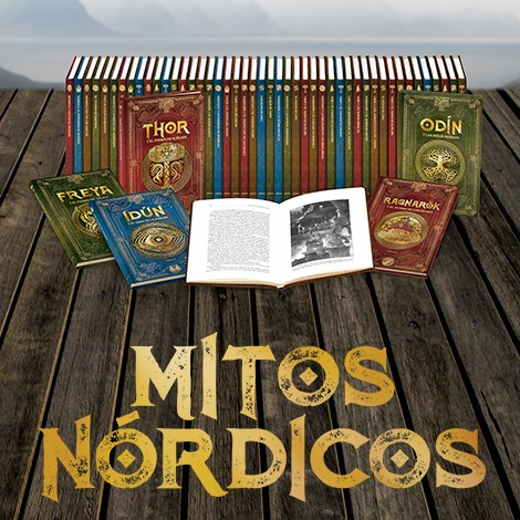 Mitos Nórdicos 2019