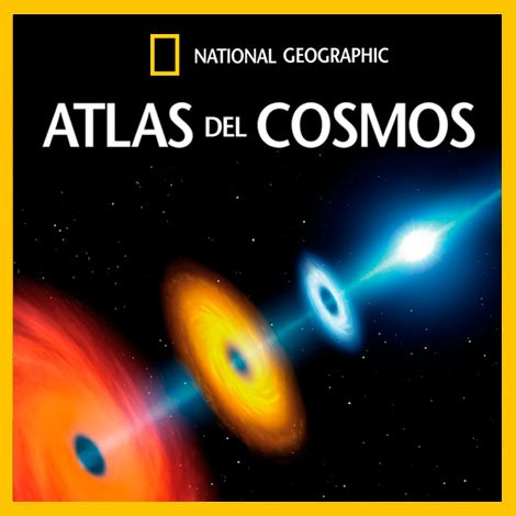 Atlas del Cosmos National Geographic 2018
