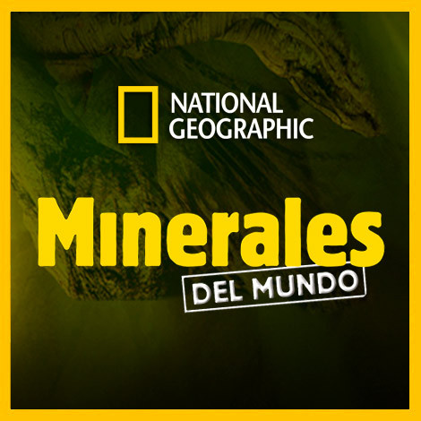 Minerales National Geographic 2019